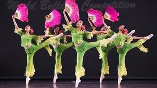 【APDA JFlow】Jasmine by Atlanta Professional Dance Academy at 2013 World Ballet Competition