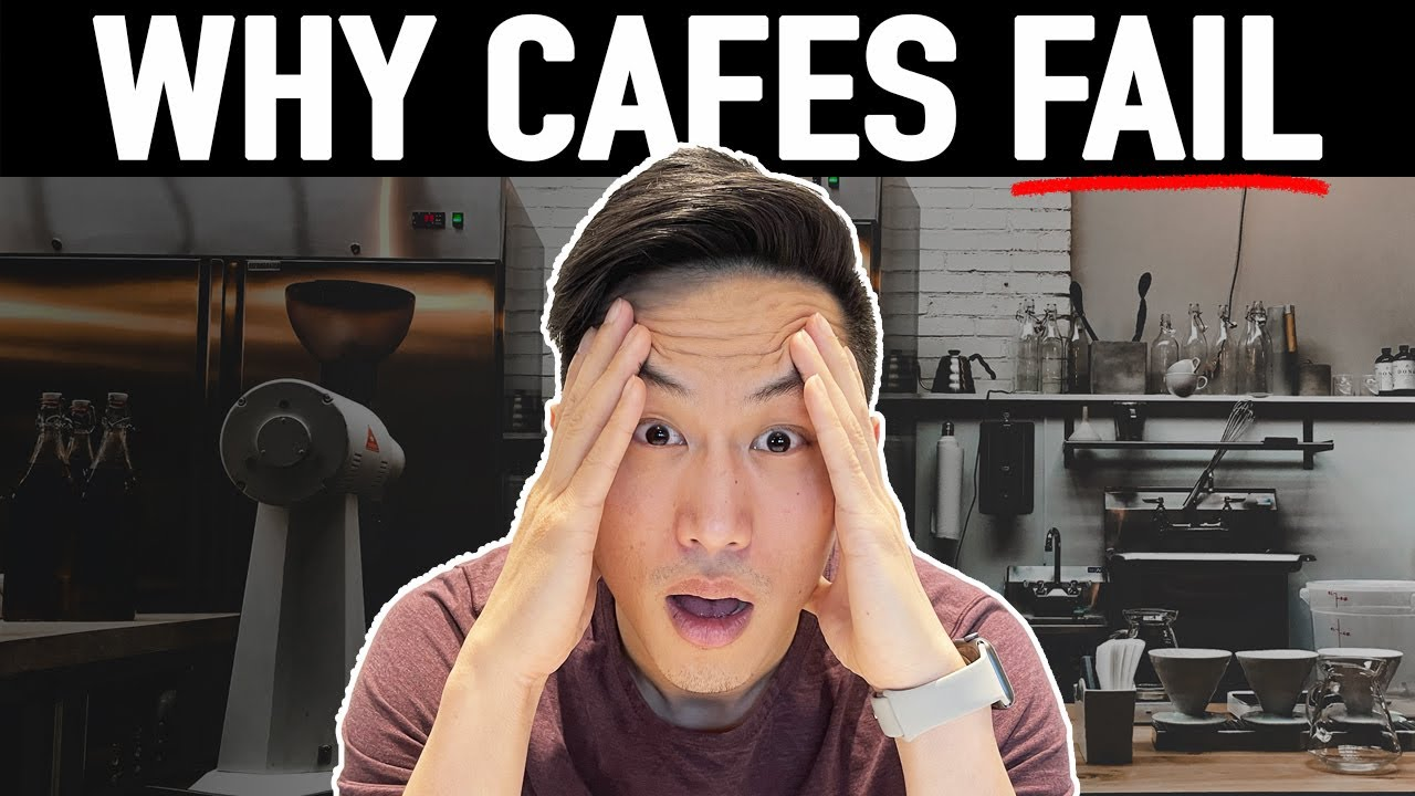 Download 5 Must Know Reasons Why Coffee Shops FAIL In Their First Year | Start a Cafe Business 2021