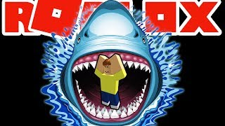 ROBLOX | New *Jaws* Story