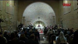 Msza święta w intencji wszystkich Wiernych Zmarłych pod przewodnictwem Ojca Świętego Franciszka