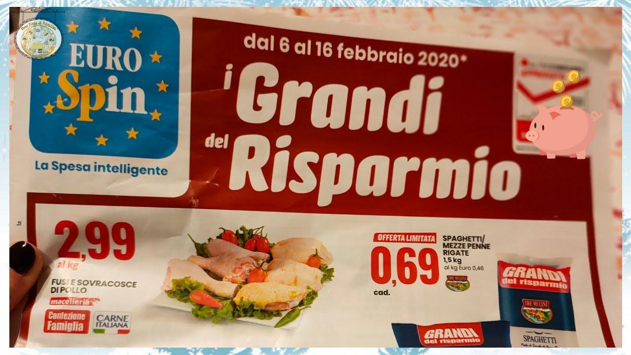 Volantino Eurospin: scopri le Offerte di Febbraio 2020