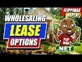 Flippinar Replay: Wholesaling Lease Options | Wholesaling Houses | FlipMan.net