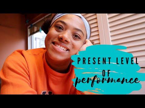 #4IEP Writing Present Level of Performance