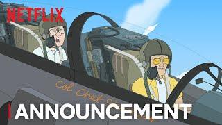 F Is for Family | Announcement: Vince Vaughn Is Chet Stevenson | Netflix