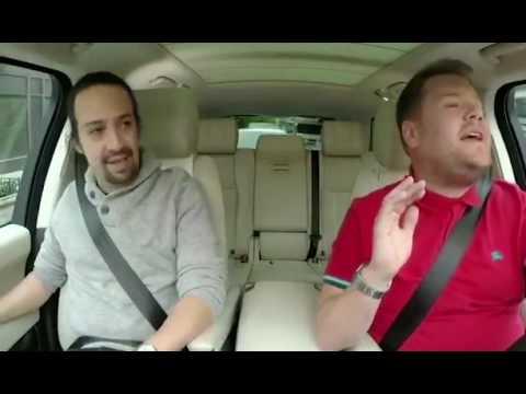 VIDEO - You'll Be Back - Broadway Carpool Karaoke (Ft. Lin-Manuel Miranda of HAMILTON)