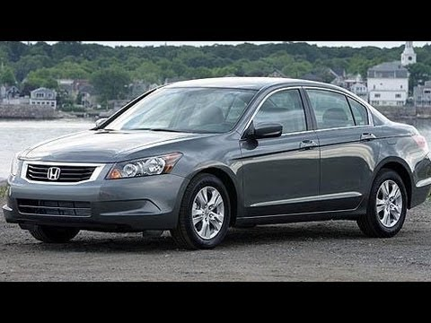 2010 Honda Accord Start Up And Review 2.4 L 4 Cylinder   YouTube