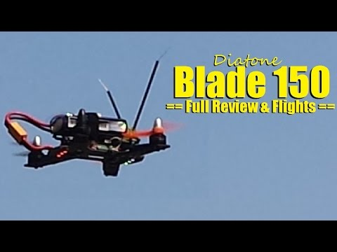 Diatone Blade 150 Full Review, Tuning, and Build Tips