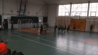 Piłka ręczna : Nauczycielki vs Uczennice, Łęgowo