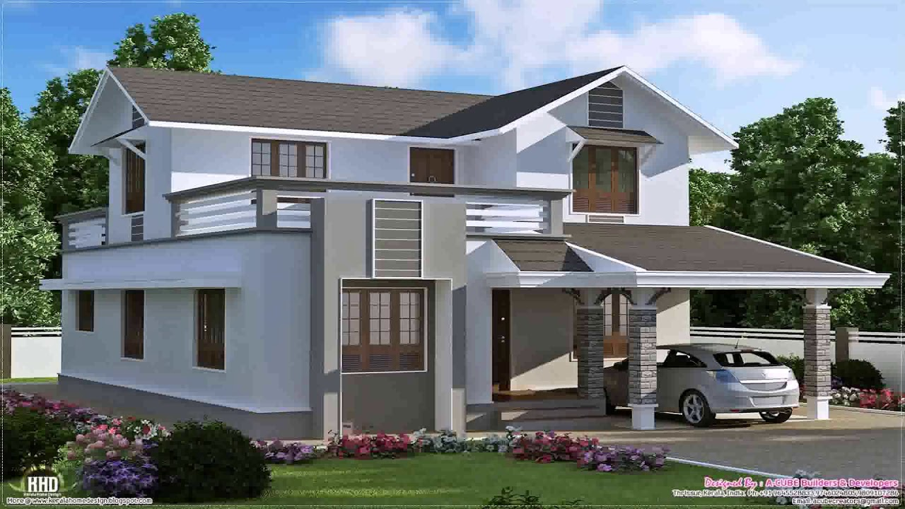 Modern House Design 2016 Philippines