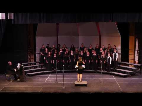 Oak Park Spring Concert: MCMS Beginning Treble Choir : Go Down Moses : 4-27-2017