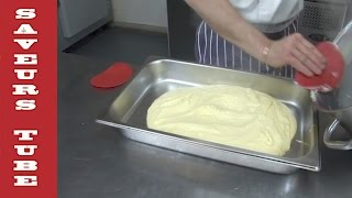 "How to make French Creme Patissiere ""Vanilla Custard"" with Julien from Saveurs Dartmouth UK"