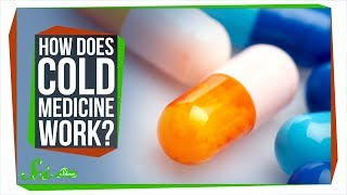 The cold medicine you picked up at the store involves some cool che...