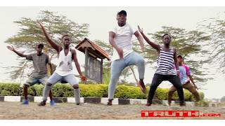 Patoranking - No Kissing Baby ft. Sarkodie (Dance Video)