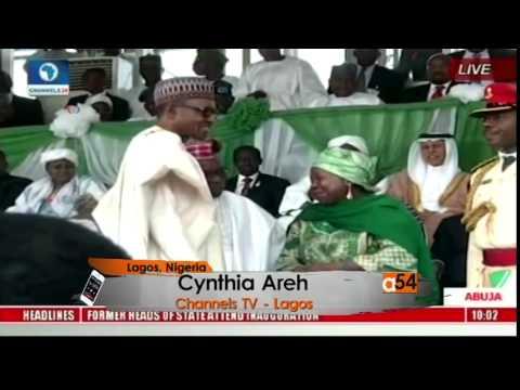 Nigerian Presidential Inauguration