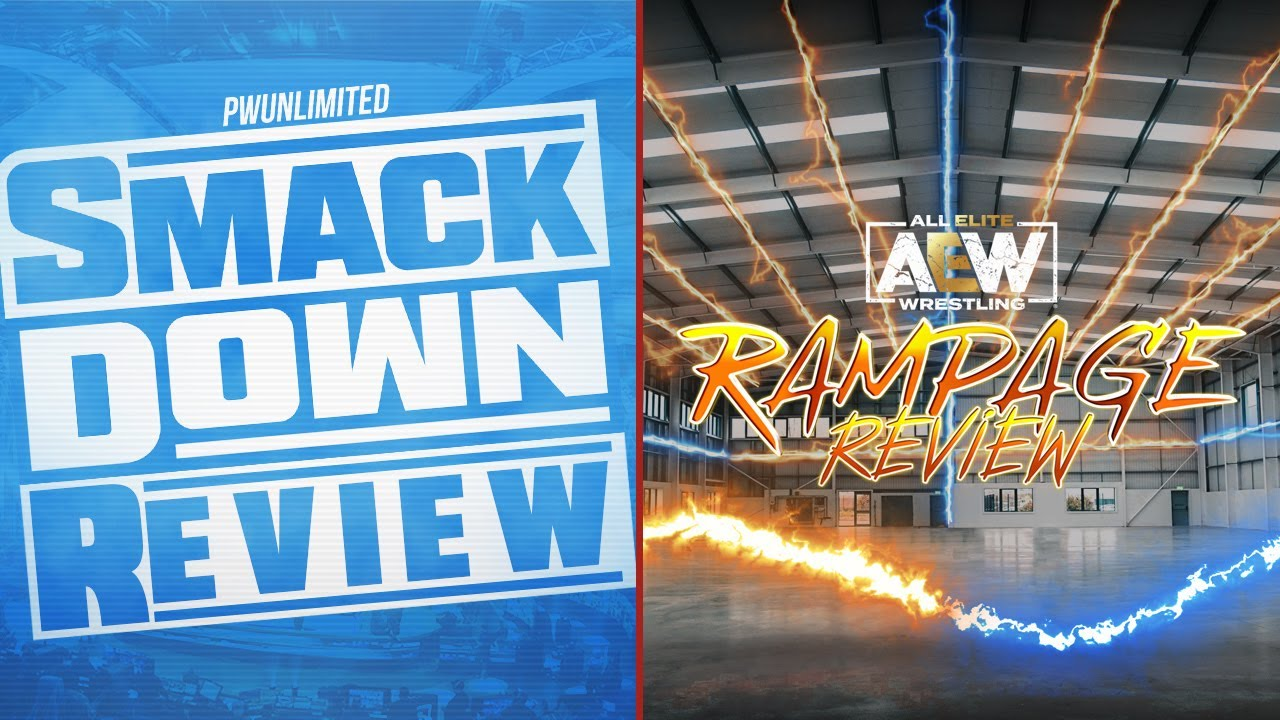 Download WWE  Smackdown & AEW Rampage Reviews (10/15/21)