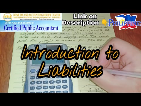 Ep.1 👉Introduction To Liabilities (FAR)