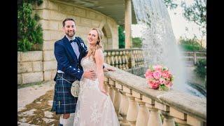 Aime and Clint Wedding Highlights