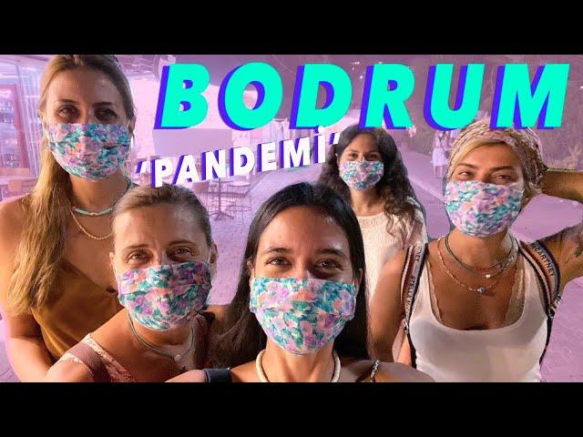 Bebekle ilk tatil: Bodrum'a Araba Yolculuğu | Pandemide nasıl ailecek seyahat ettik?