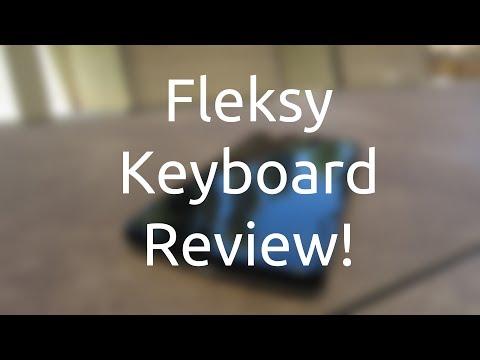 Fleksy Keyboard for