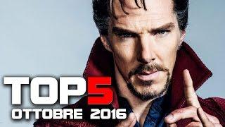 TOP 5 FILM AL CINEMA - Ottobre 2016 [HD]