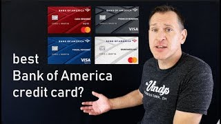 Best Bank of America Credit Cards (2019 Ratings/Rankings)