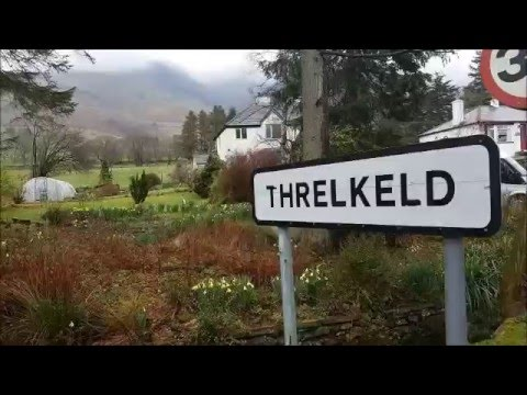 threlkeld clough head,the dodds, to helvellyn to ullswater