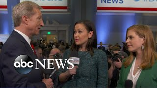 Gambar cover Tom Steyer addresses ideological divide in Democratic Party