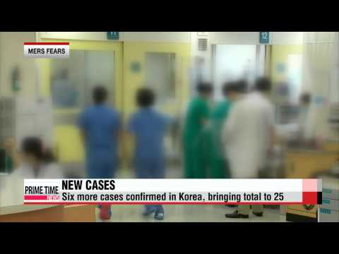 Roughly 800 people quarantined as MERS spreads in Korea   메르스 6층 스튜디오 연결