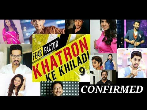 khatron-ke-khiladi-9-contestants-list-(100%-official) full-list vikas-gupta zian-imam bharti-singh