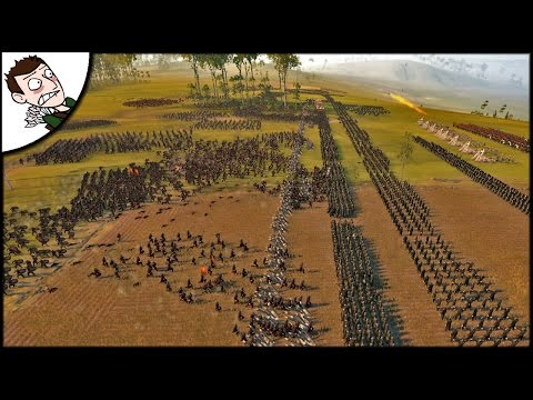 MASSIVE 15000 STARK v LANNISTER SURVIVAL BATTLE - Seven Kingdoms Total War (Atilla Mod) Gameplay!