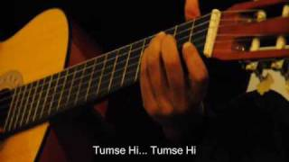 Tum Se Hi Jab We Met Guitar Tutorial Chords Lyrics Vineet Agarwal