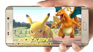 How to Download Pokemon Tournament Mod Game in Android| 300Mb only| Unreleased Game| High Graphics||