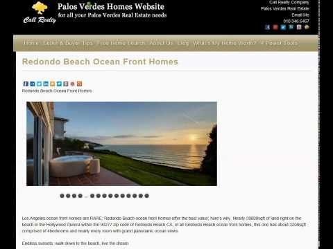 Southern California Ocean Front Property - Best Value Homes