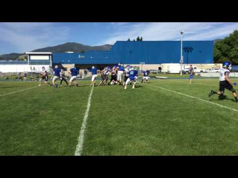 South whidbey high school football camp 2017