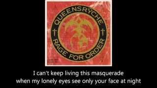 Queensryche - I Dream In Infrared (Lyrics)