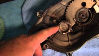 1- HOW TO FIX A JAMMED DIO/ ANY MOPED- KICK, STARTER OR GEAR