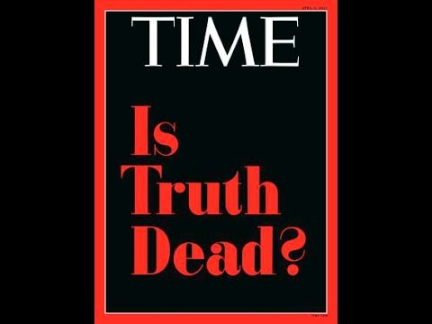 Trump Time Magazine Grounds for Impeachment, Is Truth Dead ?