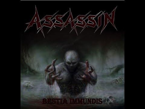Assassin announce new album Bestia Immundis + tracklist and artwork!