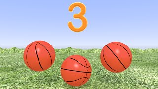 Counting to 10 Video for Kids - Counting to Ten Objects