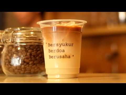 Resep eskopiabi di cafe WARKUY | ES KOPI SUSU KEKINIAN