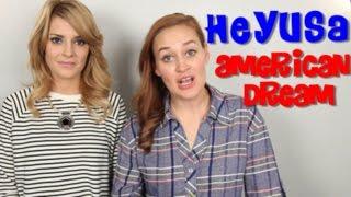 Heyusa's American Dream