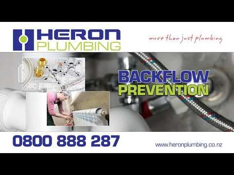 Heron Plumbing West Auckland Plumber
