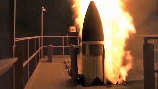 迎撃ミサイル「SM-3ブロックIIA」発射実験・日米共同開発(防衛省技術研究本部&米ミサイル防衛局) - SM-3 Block IIA Flight Test US-Japan Joint