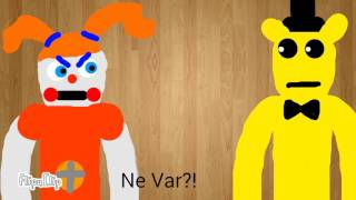 2 Tane Baby Mi? (Bok Gibi Animasyon)