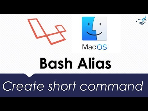 Create Bash/Terminal Alias for php artisan command