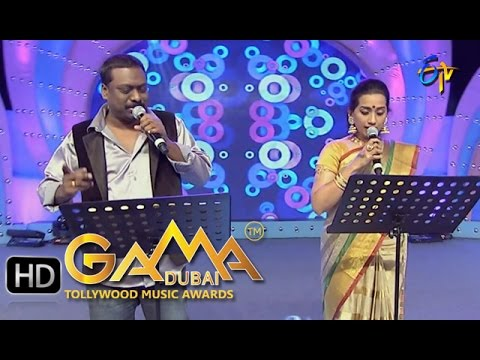Adirey Adirey Song - Kalpana, Jassie Gift Performance in ETV GAMA Music Awards 2015 - 6th March 2016