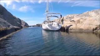 En underbar dag på Väderöarna