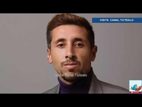 Héctor Herrera posa para revista de moda tras su cirugía estética