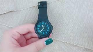 CASIO卡西歐夜光指針手錶E1859 選購去→http://bit.ly/2MAt8Pv.