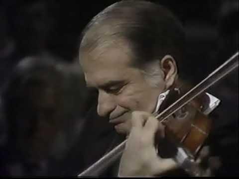 パガニーニ作曲 「24のカプリース」 ルジェーロ・リッチ (Ruggiero Ricci - Life is a Violin )